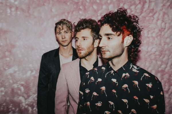 None - Win a pair of tickets to see Smallpools at A&R Music Bar!
