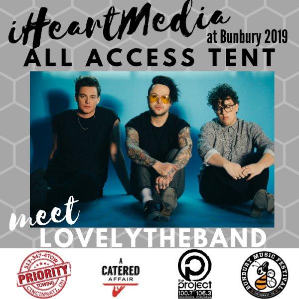 None - Meet lovelytheband at Bunbury 2019!