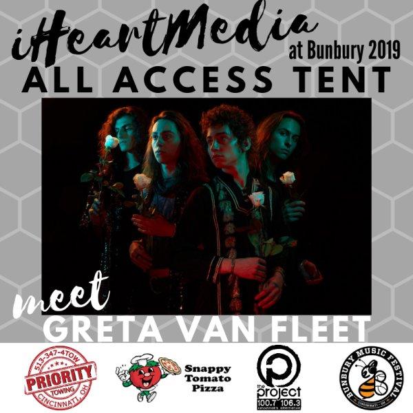None - Meet Greta Van Fleet at Bunbury 2019!