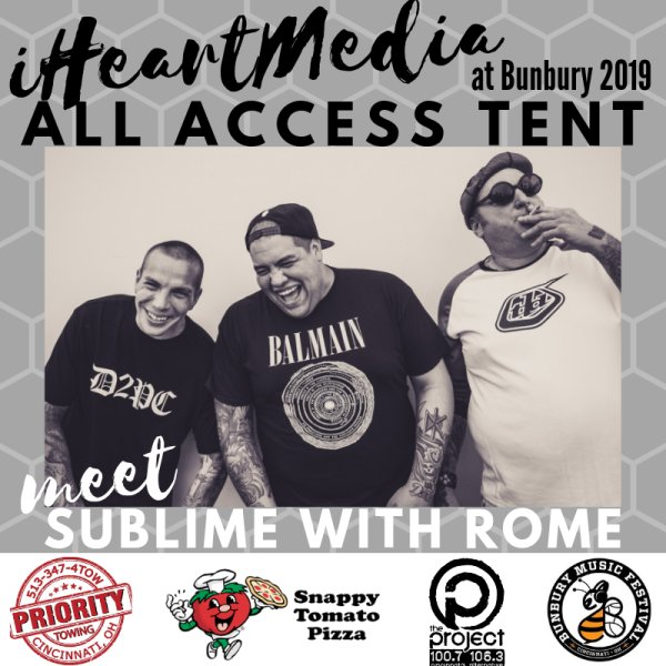 None - Meet Sublime With Rome at Bunbury 2019!