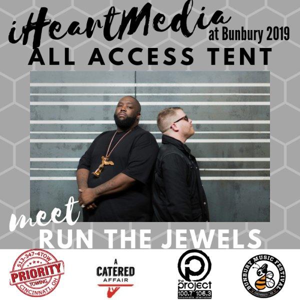 None - Meet Run The Jewels at Bunbury 2019!