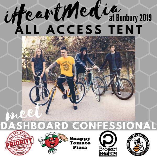None - Meet Dashboard Confessional at Bunbury 2019!