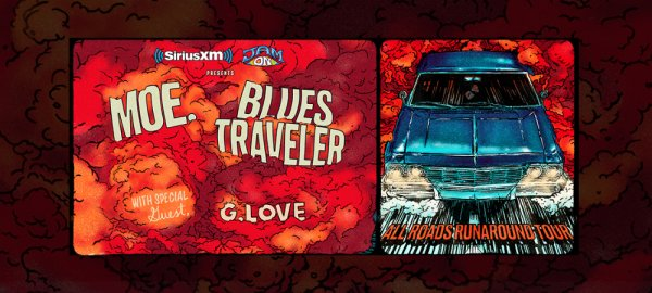 None - Win a pair of tickets to see moe. and Blues Traveler!