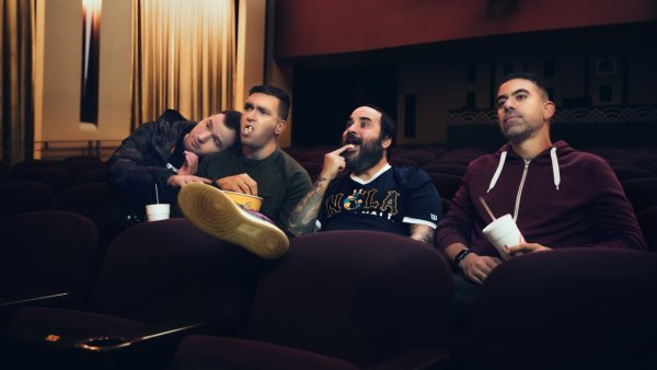 None - Win a pair of tickets to New Found Glory!