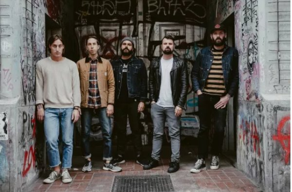 None - Win a pair of tickets to Silverstein!