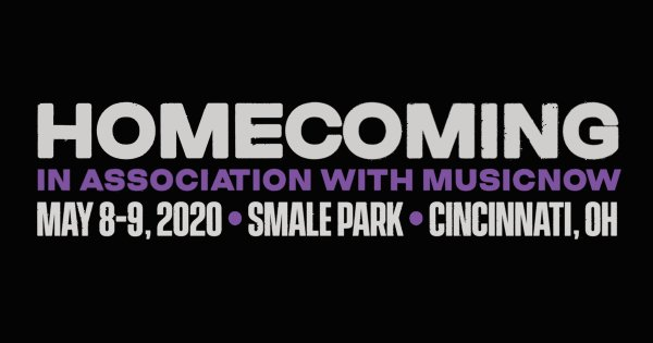 None - Win tickets to The National Homecoming at Smale Park!