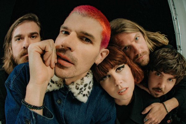 None - Win tickets to see Grouplove at Bogart's!