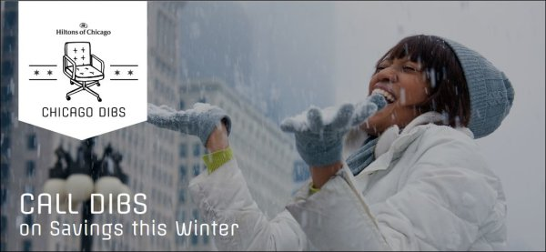 None - Win A Chicago Winter Getaway Courtesy of Hilton Hotels Chicago!
