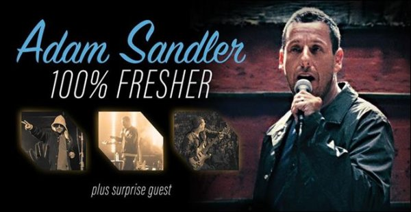 None - Win Tickets to See Adam Sandler at Van Andel Arena!