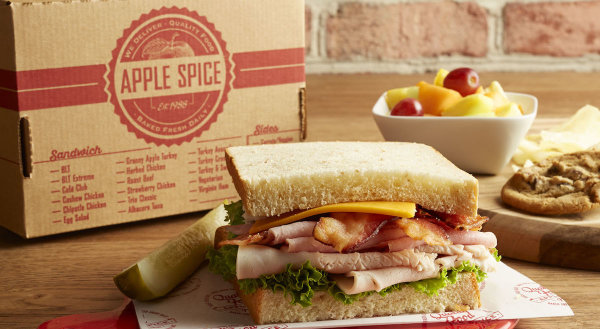 image for  Register To Win Lunch For Your Office From Apple Spice