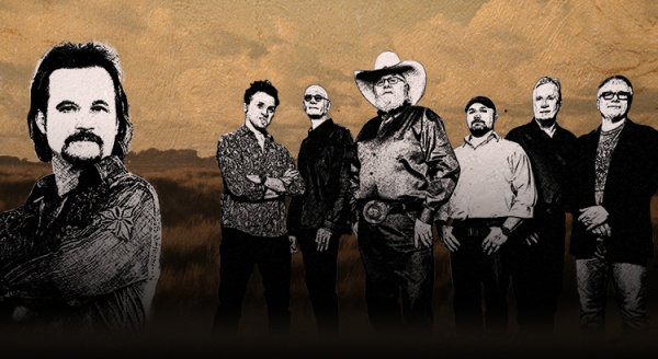 None - TRAVIS TRITT AND THE CHARLIE DANIELS BAND: OUTLAWS & RENEGADES TOUR WITH THE CADILLAC THREE