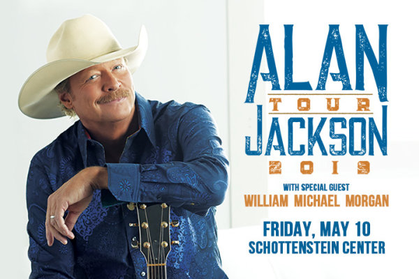 None - Alan Jackson Ticket Giveaway!