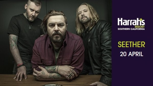 None - Win Seether Tickets
