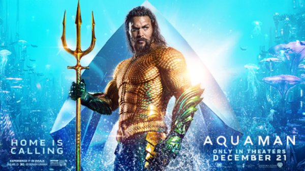 None - Win AQUAMAN Advance Screening Passes