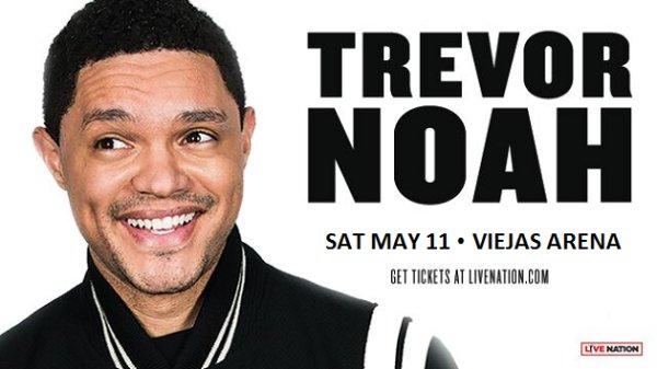 Win Trevor Noah Tickets