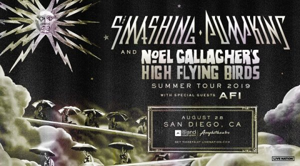 None - This Weekend: Win tickets to The Smashing Pumpkins