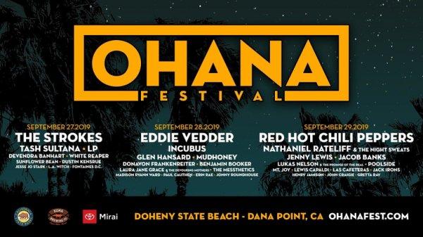 Win Ohana Fest Passes
