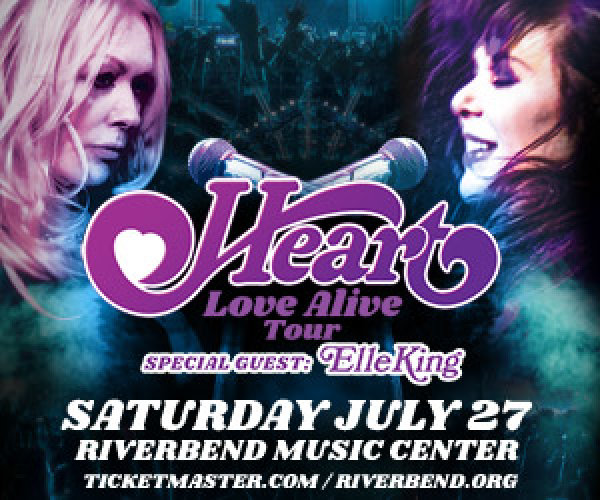 None - Heart at Riverbend