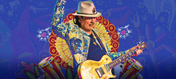 None - Carlos Santana w/ The Doobie Brothers