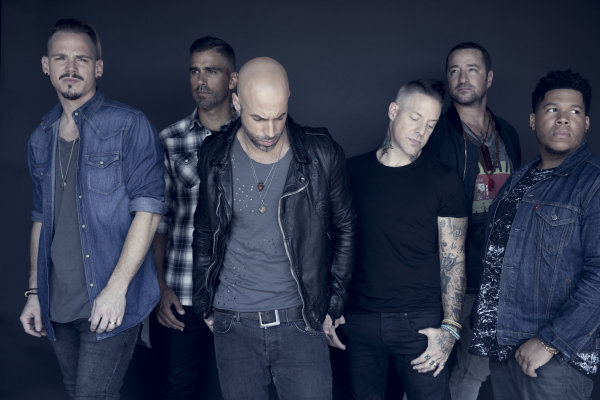 None -  DAUGHTRY at Rose Music Center