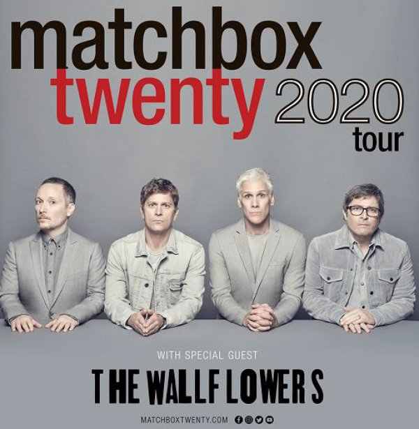 None - Matchbox Twenty Giveaway!
