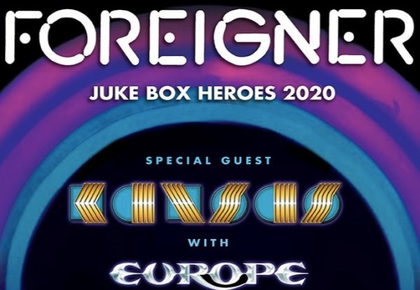 None - Foreigner Ticket Giveaway