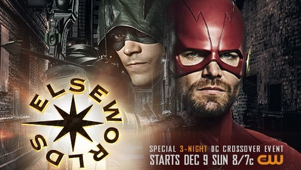 The CW's Epic Crossover Elseworlds!