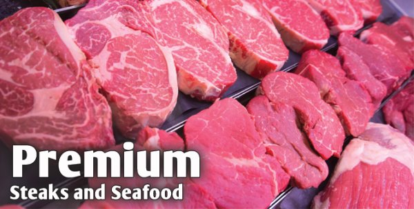None -  Win a King's Feast at Premium Steaks and Seafood