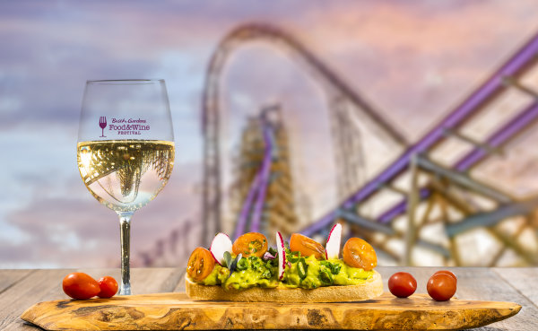 image for Busch Gardens Food & Wine Festival