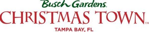 None - Busch Gardens Christmas Town!