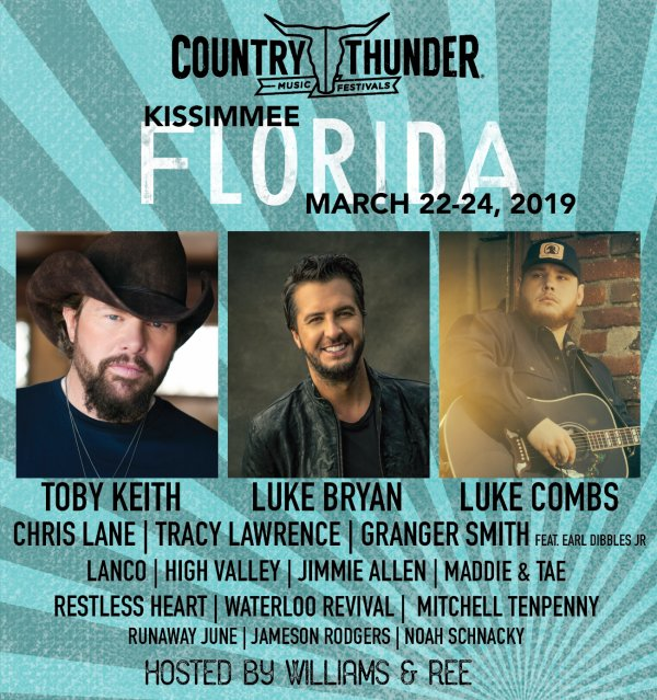 None - Country Thunder 2019!