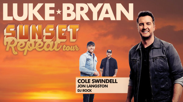 None - Luke Bryan at Coral Sky Amphitheater!