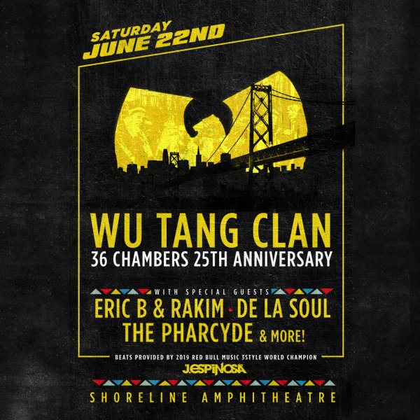 None - Win Wu Tang Tickets!