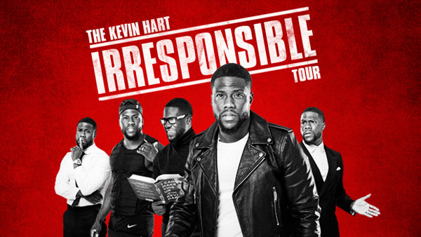 Win Kevin Hart Tickets!