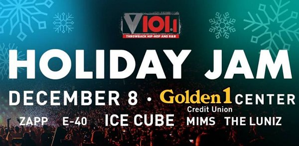 None - Win Holiday Jam Tickets!