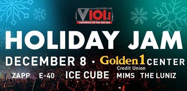 Win Holiday Jam Tickets!