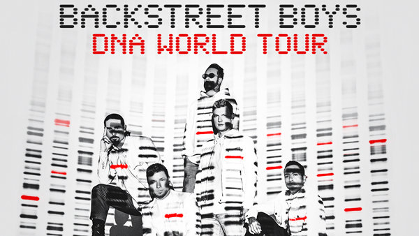 None - Win Backstreet Boys DNA Tour 2019 tickets!