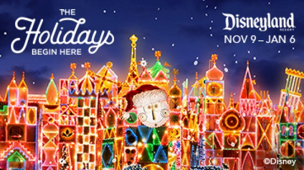 None - Win a family 4-pack to the Disneyland Resort!