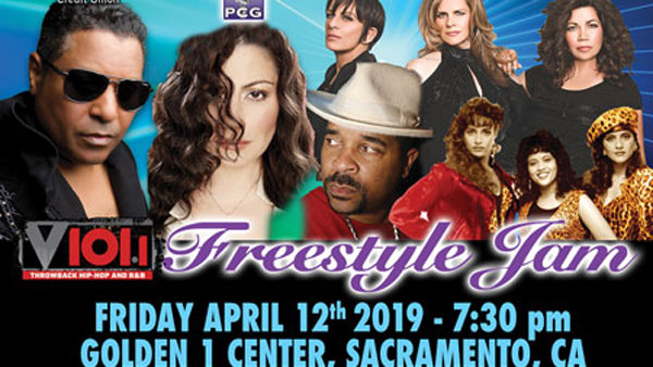 Win V101 Freestyle Jam Tickets!