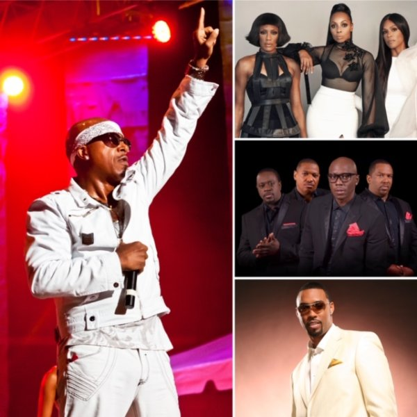 None - Win a pair of tickets to V101's Summer Jam!