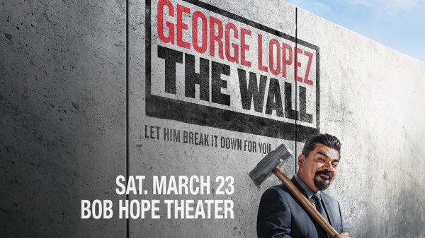 None - Win George Lopez Tickets!