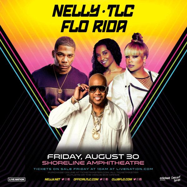 None - Win Nelly / TLC / Flo-Rida Tickets!