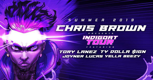 None - Win a Pair of Tickets to See Chris Brown!