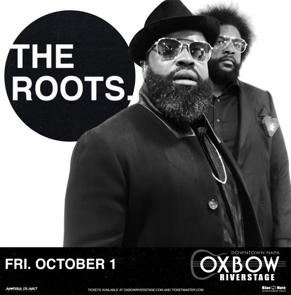 None - Win tickets to see The Roots!