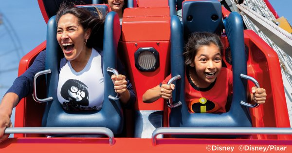 None - Win a family 4-pack of tickets to Disneyland® Resort!
