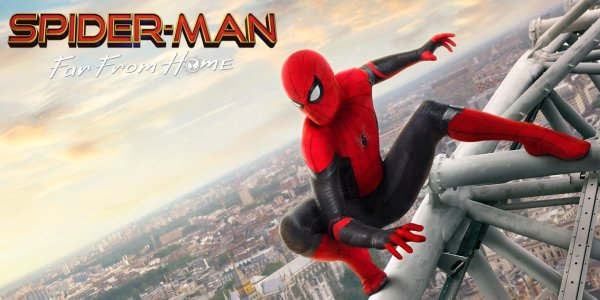 None - Win a blu ray combo pack of Spider-Man: Far From Home!