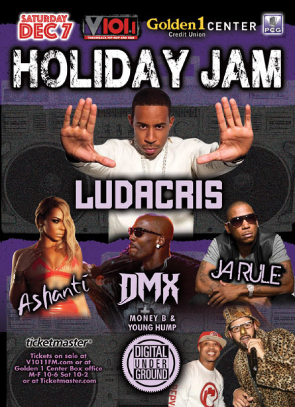 None - Win V101 Throwback Holiday Jam Tickets!
