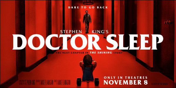 None - Win movie passes to see Doctor Sleep!