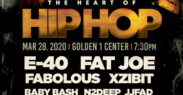 None - Win tickets to V101's Heart of Hip Hop!