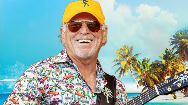 None - Win a pair of tickets to see Jimmy Buffett at Riverbend Music Center!